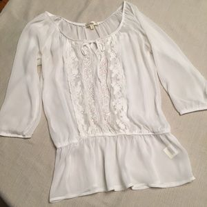 Large OFF-White Women's Blouse by Vanity
